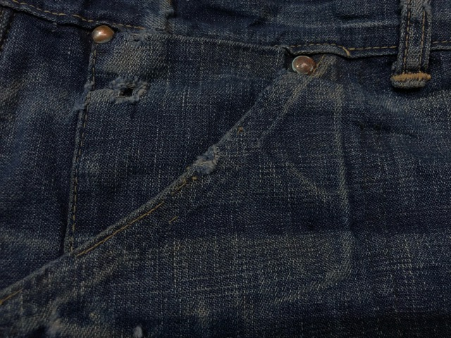 12月25日(水)マグネッツ大阪店ヴィンテージ入荷日!! #6 DenimWork編!! MONTGOMERY WARD & DRUM MAJOR, BIG MAC, PIONEER!!_c0078587_16125.jpg