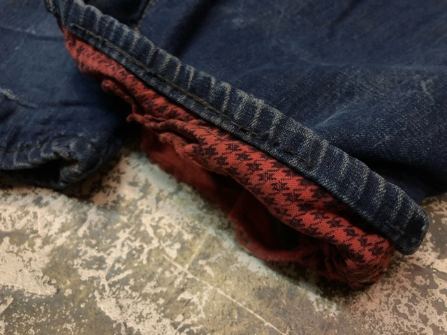12月25日(水)マグネッツ大阪店ヴィンテージ入荷日!! #6 DenimWork編!! MONTGOMERY WARD & DRUM MAJOR, BIG MAC, PIONEER!!_c0078587_182954.jpg