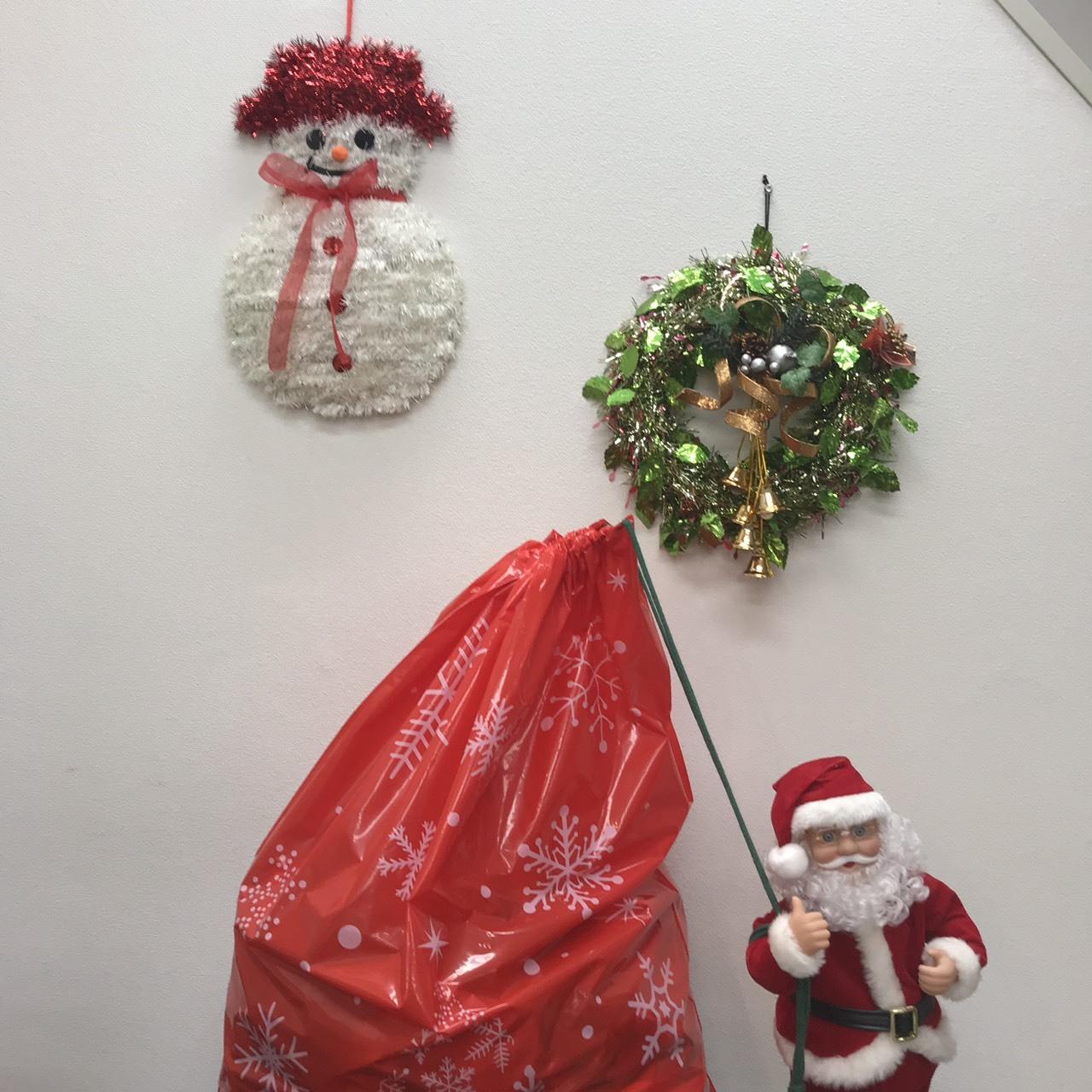 メリークリスマス(~o~)..._b0211088_14211007.jpg