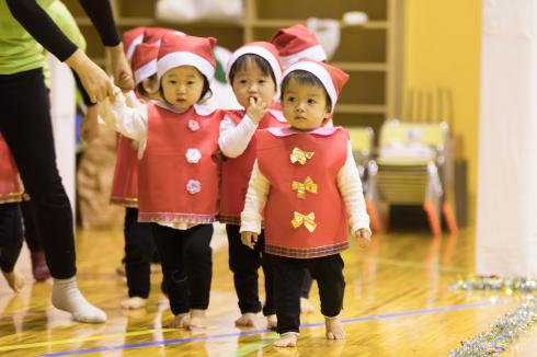 【西新宿】クリスマス会_a0267292_15393679.jpg