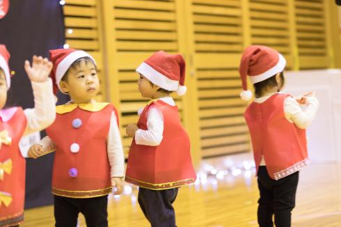 【西新宿】クリスマス会_a0267292_15394785.jpg