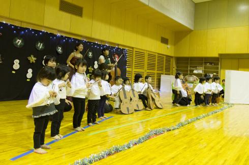 【西新宿】クリスマス会_a0267292_15404151.jpg