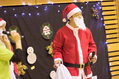 【西新宿】クリスマス会_a0267292_15413891.jpg