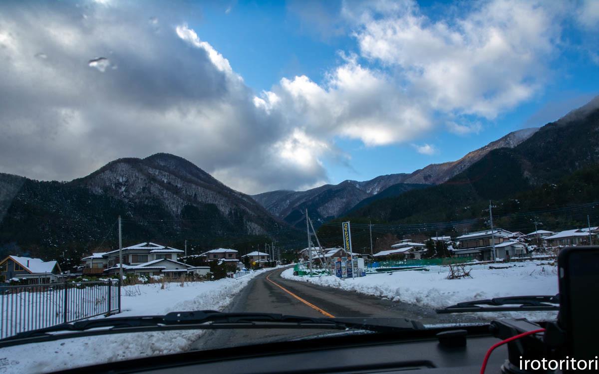 ドライブ  (ベンガルワシミミズク)  2019/12/23_d0146592_00375849.jpg