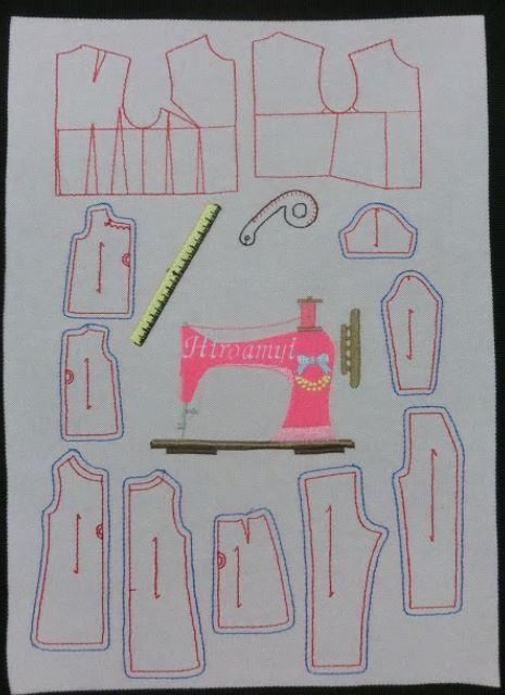 感激のミシン刺繍♡_a0370893_23085951.jpg