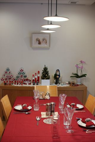 スモーキーお預かり隊ママ達と我が家でクリスマスランチ♪_c0090198_18174066.jpg