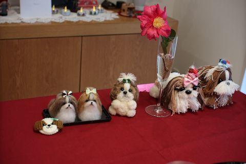 スモーキーお預かり隊ママ達と我が家でクリスマスランチ♪_c0090198_18195476.jpg
