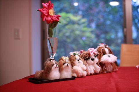 スモーキーお預かり隊ママ達と我が家でクリスマスランチ♪_c0090198_19082923.jpg
