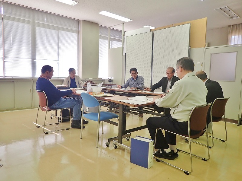 大和地域の事務長会議が開かれました!_c0336902_19482634.jpg