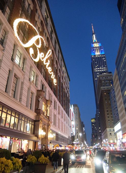 ニューヨークのメイシーズ本店のホリデー・ウィンドウ 2019_b0007805_09205765.jpg