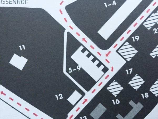 令和最初のヨーロッパ買い付け後記21 ヴァイセンホーフジードルングへ!! 入荷コルビジェも愛したGRASのランプ。超レア物あり。_f0180307_00510554.jpg