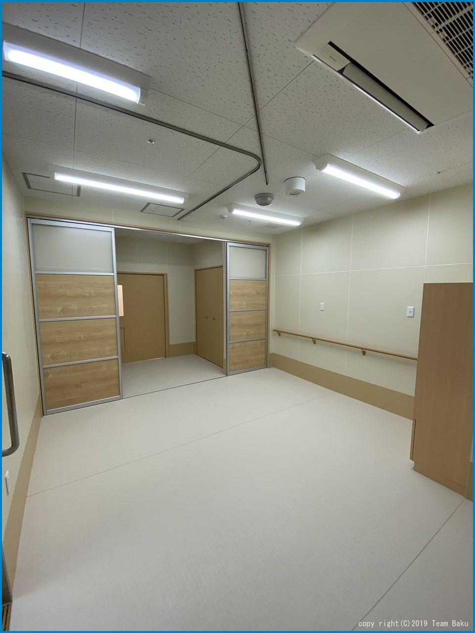 N病院グループ Nナーシング南館 改修・増築工事 5_c0376508_13044285.jpg