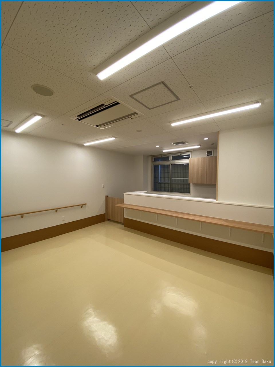 N病院グループ Nナーシング南館 改修・増築工事 5_c0376508_13044523.jpg