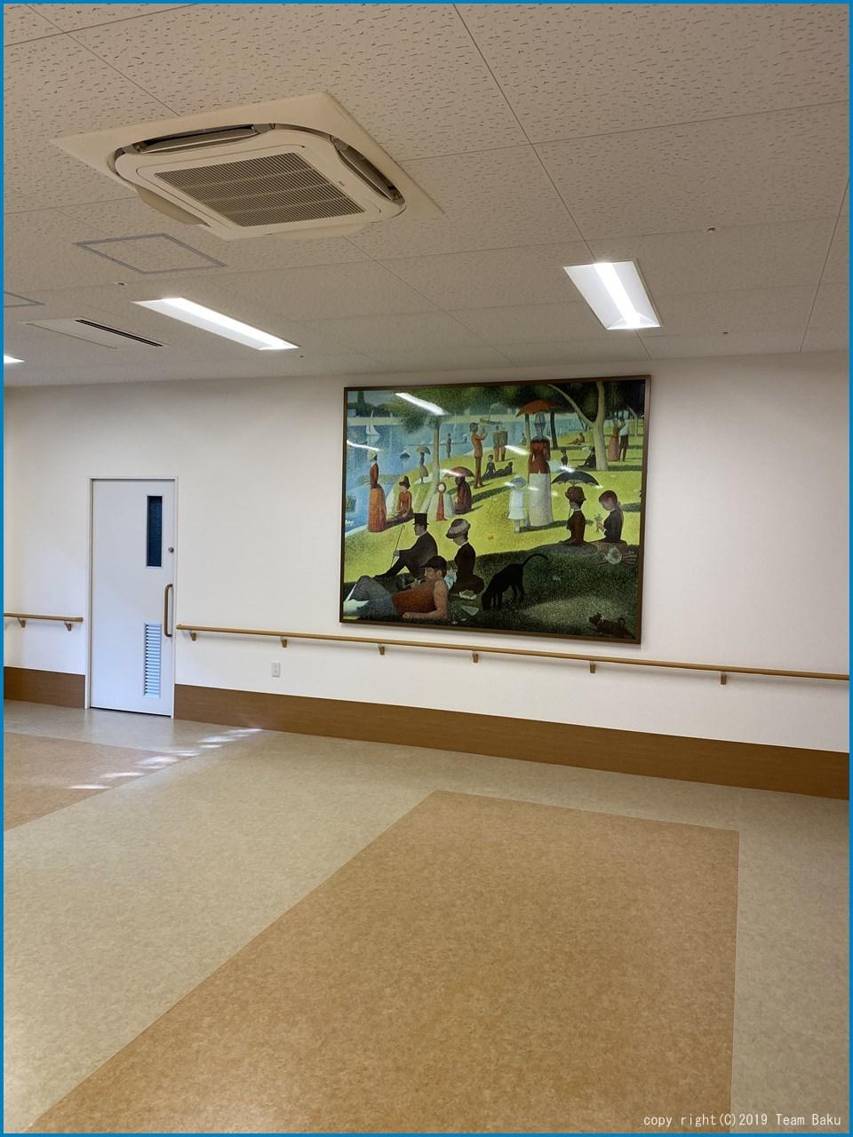 N病院グループ Nナーシング南館 改修・増築工事 5_c0376508_13045496.jpg