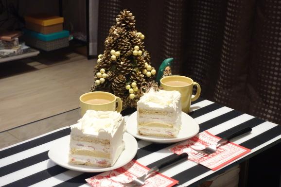 クリスマスケーキはGARDEN HOUSE CRAFTSさんで。_e0230011_17244043.jpg