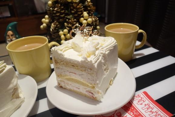 クリスマスケーキはGARDEN HOUSE CRAFTSさんで。_e0230011_17254219.jpg