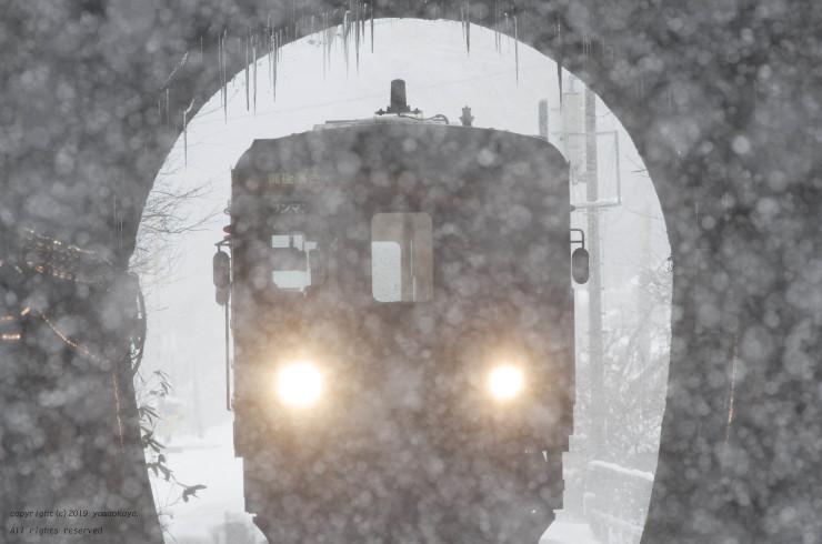 雪が降り始める頃_d0309612_23570810.jpg