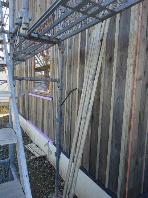 仙北町の家 大工工事が進行中です!_f0105112_03525281.jpg