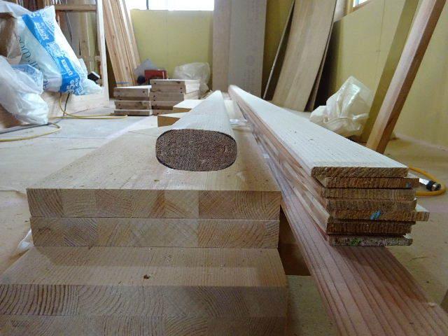 仙北町の家 大工工事が進行中です!_f0105112_04053634.jpg