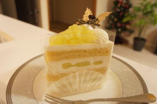 【ホテルニューオータニ  パティスリー SATSUKI のケーキ】_f0215714_15145349.jpg