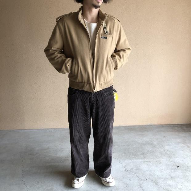 "80\'s~  \""MEMBERS ONLY\"" レインボータグ  Wool jacket!!!!!_c0355834_12531870.jpg"