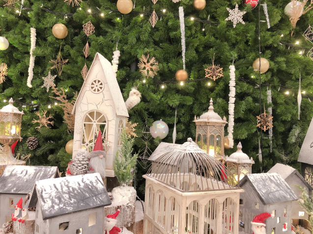 クリスマスランチで打ち合わせ バスクチーズケーキ_f0140145_13021267.jpg