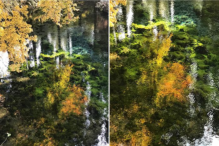 【瞬間的*熊本の旅】南阿蘇村に湧き出る『白川水源』のあまりにも美しい天然水!_d0018646_00331456.jpg