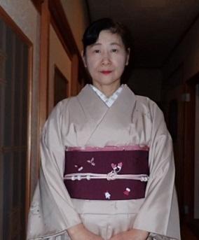 スワロ・パール・刺繍のXmas帯・青森と関東のお客様コーデ。_f0181251_19341867.jpg