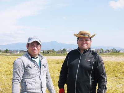 熊本の美味しいお米(七城米、菊池水源棚田米、砂田のれんげ米)大好評発売中!こだわり紹介 その3_a0254656_18100573.jpg