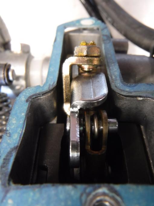 CBX400Fのマフラー製作とキャブ修理・・・その5_a0163159_00223974.jpg