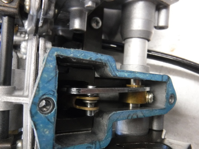 CBX400Fのマフラー製作とキャブ修理・・・その5_a0163159_00252703.jpg