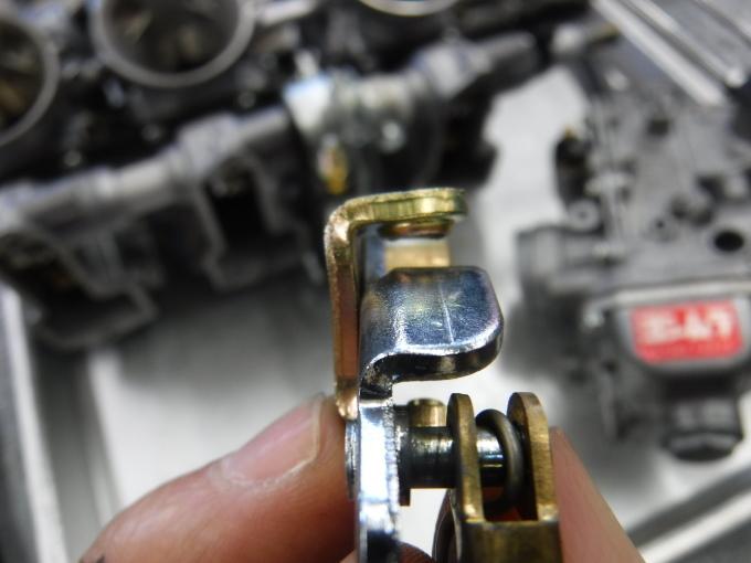 CBX400Fのマフラー製作とキャブ修理・・・その6_a0163159_00271072.jpg