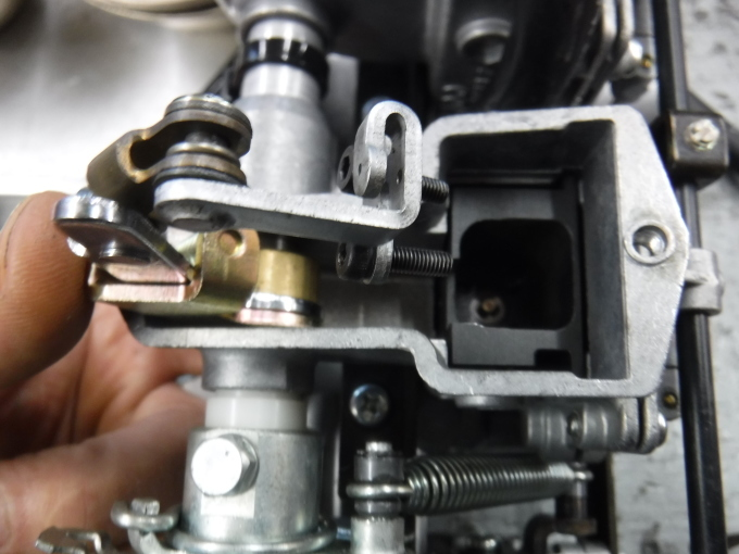 CBX400Fのマフラー製作とキャブ修理・・・その6_a0163159_00341152.jpg