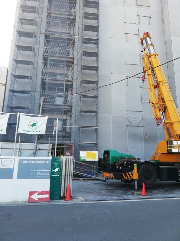 2020年春開業・甲府駅前城のホテルは(株)内藤ハウスで施工中です_b0151362_15023933.jpg