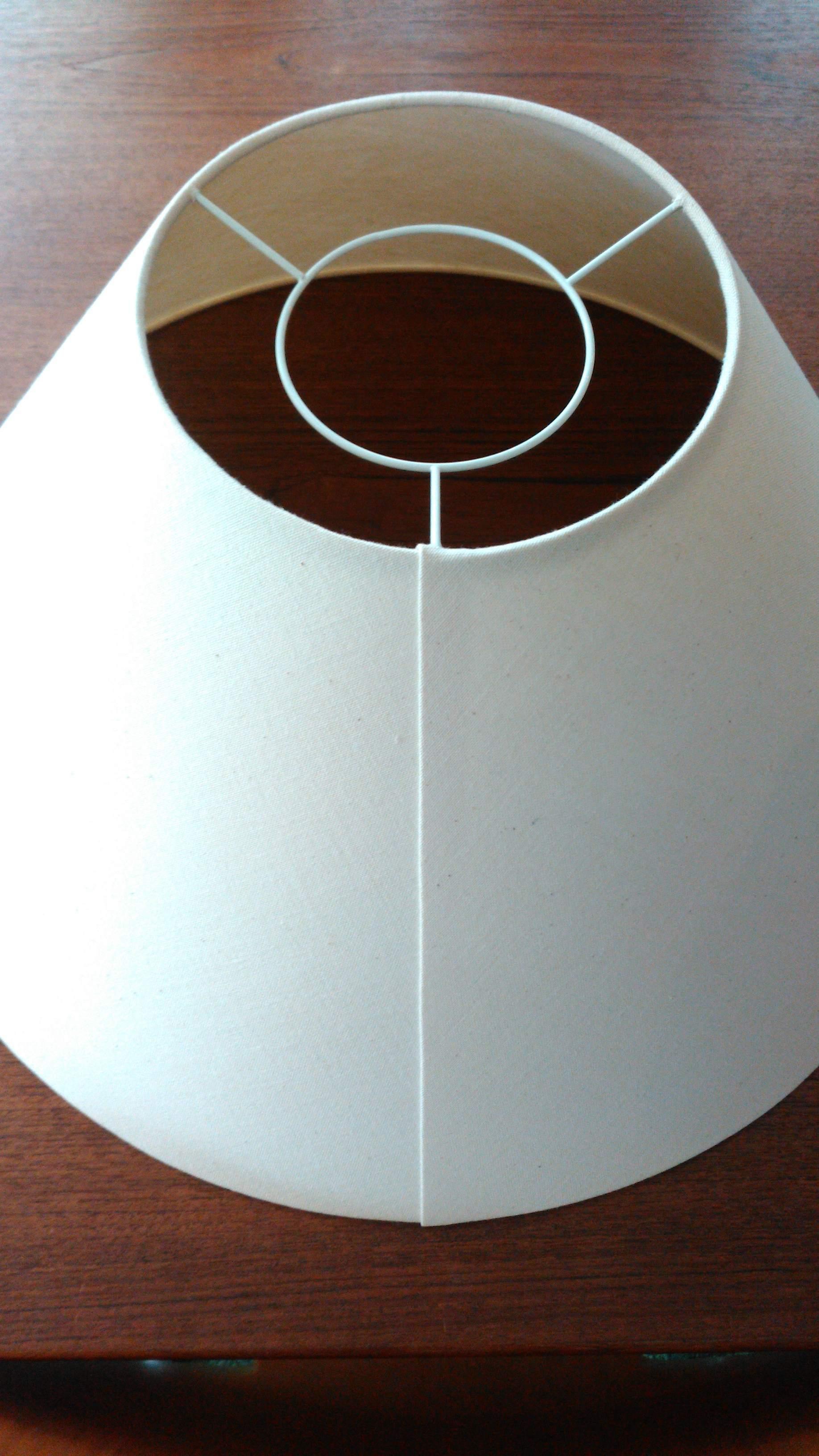 ランプシェード 張替 モリス正規販売店のブライト_c0157866_21214313.jpg