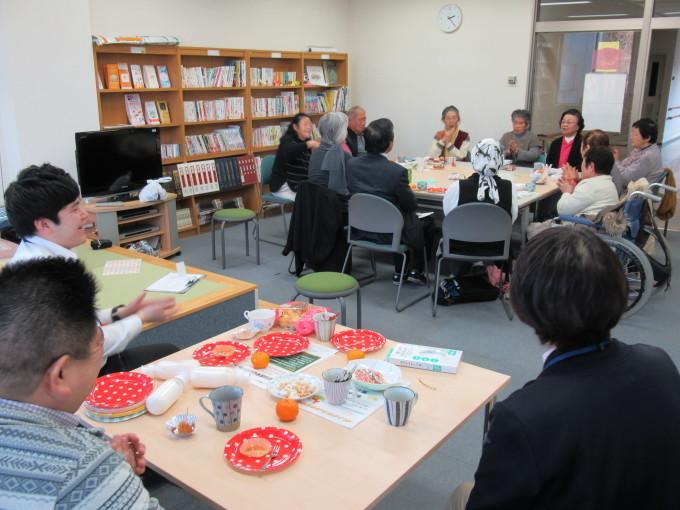 オレンジカフェはまなす館 №60_f0296368_10071902.jpg