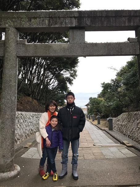 シイタケおじさんの、初詣のエピソードに。_f0009169_08220990.jpg