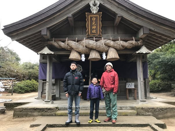 シイタケおじさんの、初詣のエピソードに。_f0009169_08223042.jpg