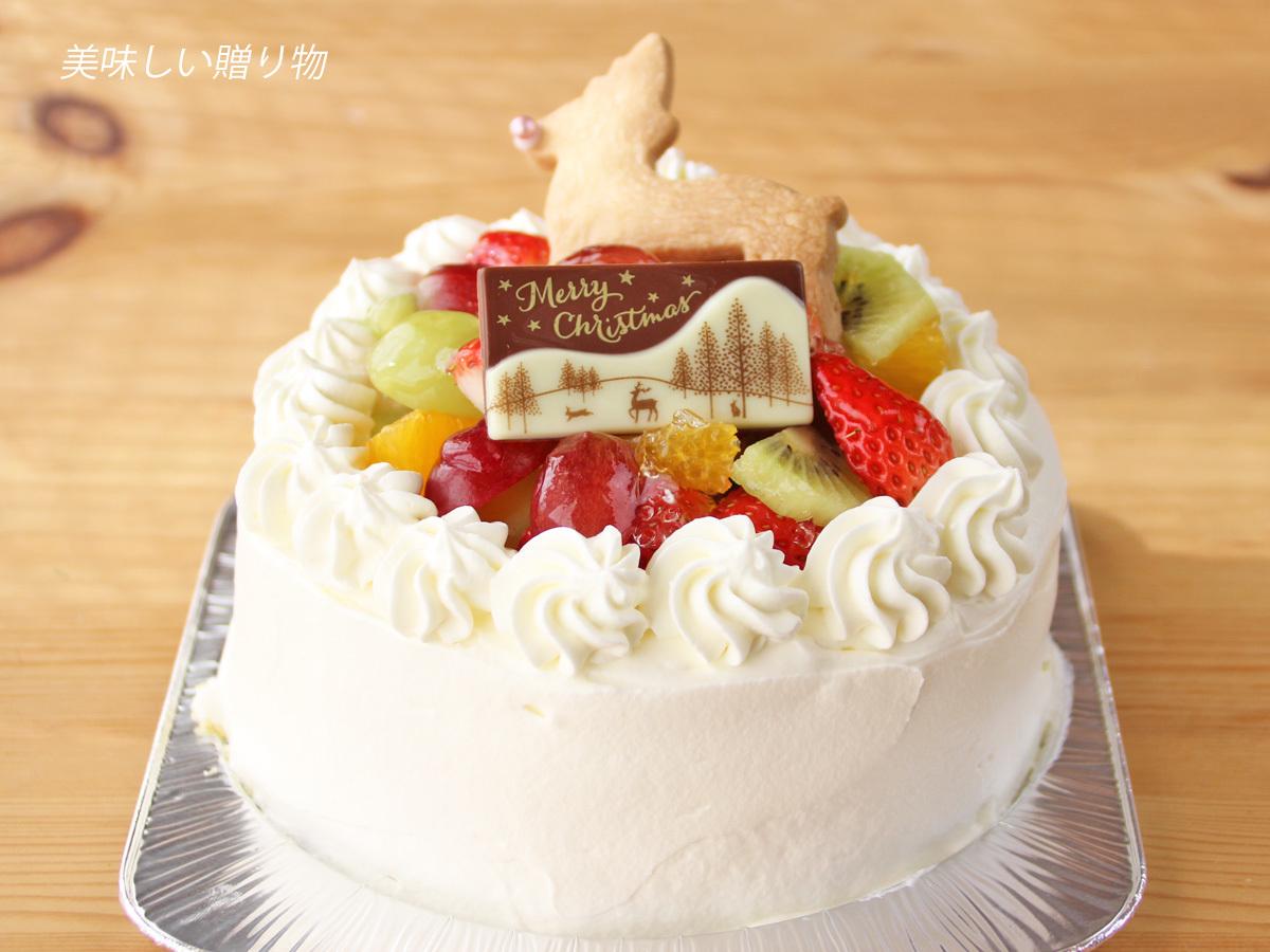 クリスマスケーキ_a0216871_09402717.jpg