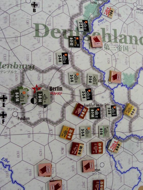 2019.07.27(土)第361回定例会の様子の様子その3...コマンドマガジン123号 第三帝国最後の戦い Vistula-Oder-Berlin: Eastern Front 1945_b0173672_14590407.jpg