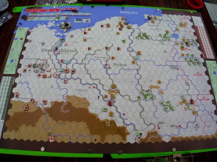2019.07.27(土)第361回定例会の様子の様子その3...コマンドマガジン123号 第三帝国最後の戦い Vistula-Oder-Berlin: Eastern Front 1945_b0173672_14590731.jpg