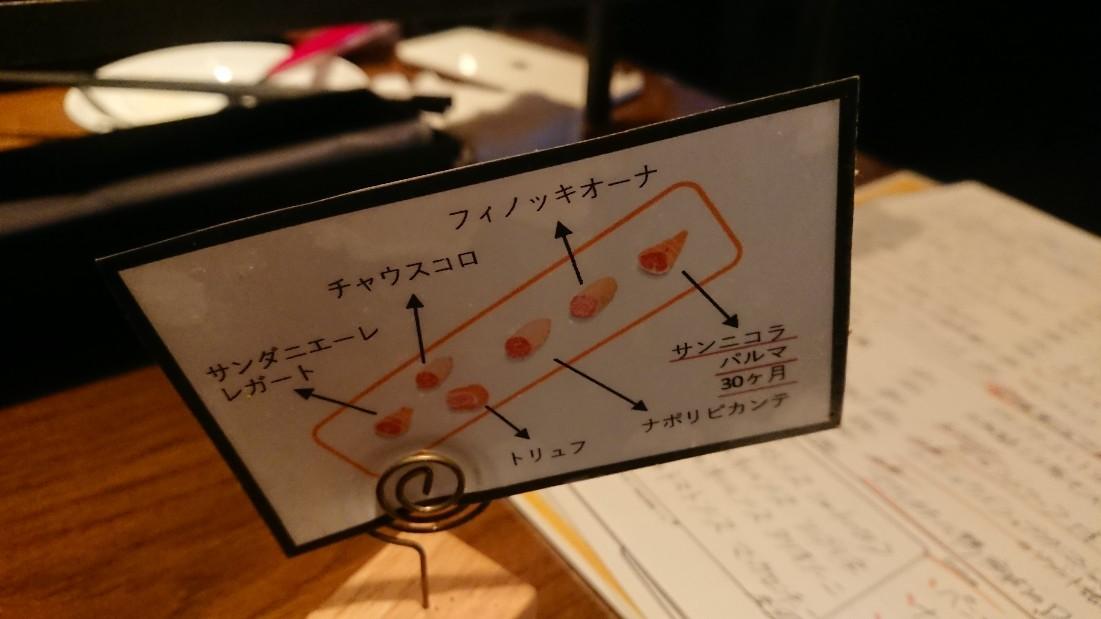 生ハム屋さんは一品料理も美味しかった☺️  @渋谷  Petalo_e0212073_14585366.jpg