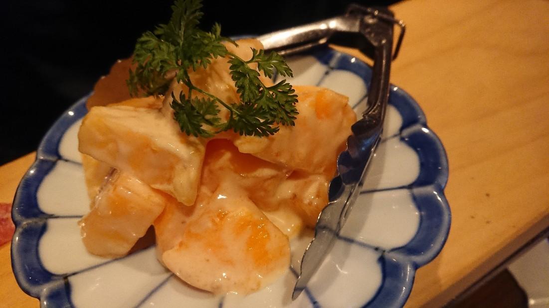 生ハム屋さんは一品料理も美味しかった☺️  @渋谷  Petalo_e0212073_22280059.jpg