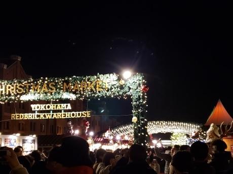 Christmas in YOKOHAMA_a0168274_21395721.jpg