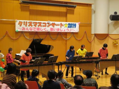 クリスマスコンサート☆2019 大盛況!_b0164376_10180268.jpg
