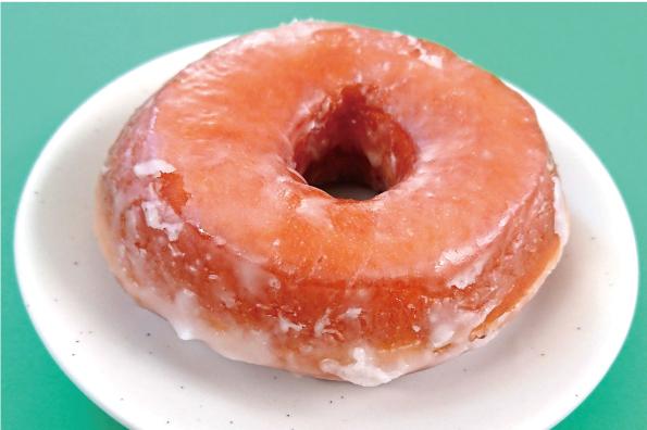 【エキナカベーカリー】KINOKUNIYA Bakery「ファッションドーナツ」「グレーズドーナツ」など【ザックザク】_d0272182_11172632.jpg