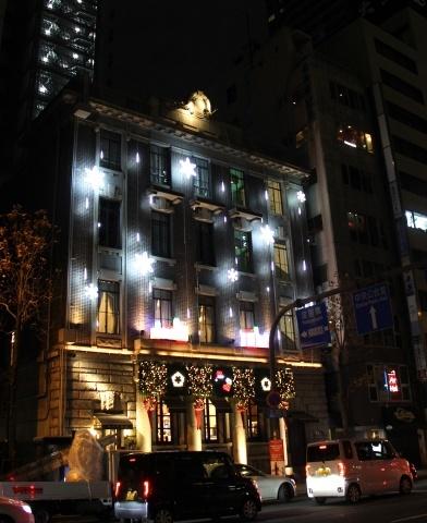 ◆クリスマスはイルミネーション_e0154682_23432056.jpg