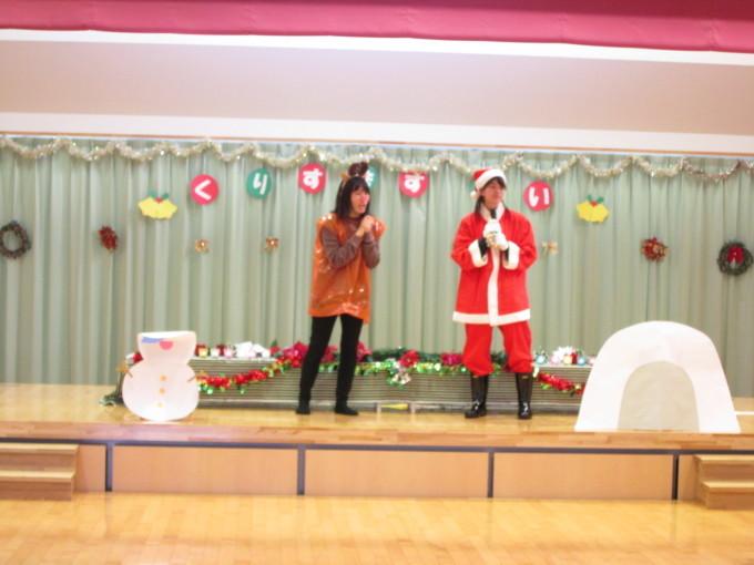 クリスマス会_f0195982_20060085.jpg