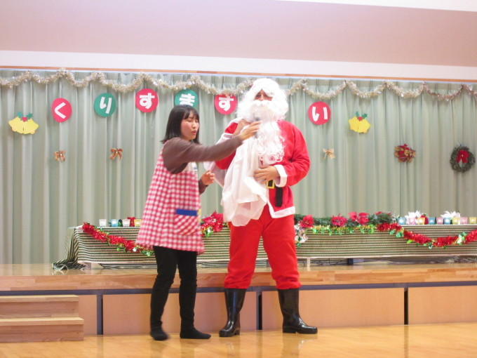 クリスマス会_f0195982_20144757.jpg