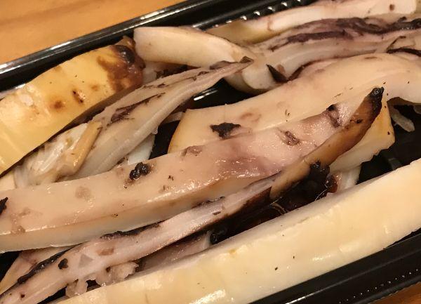 イカ炙り焼き 350円_a0163788_20154789.jpg